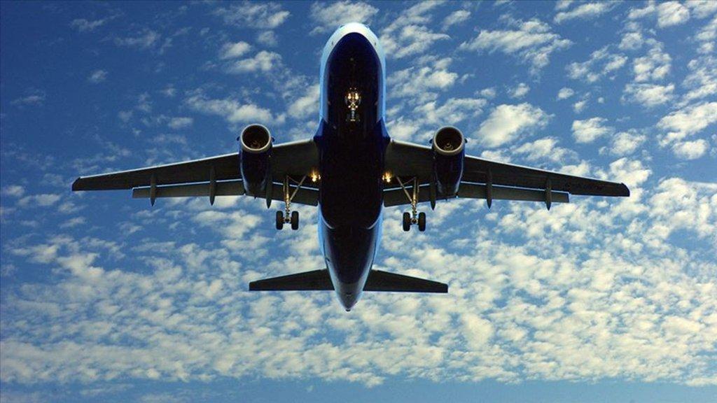 ABD'den Çinli şirketlere uçuş yasağı