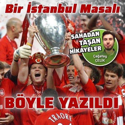 """""""Bir İstanbul Masalı"""" böyle yazıldı!"""