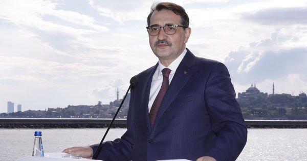 Bakan Dönmez'den yenilenebilir enerji açıklaması