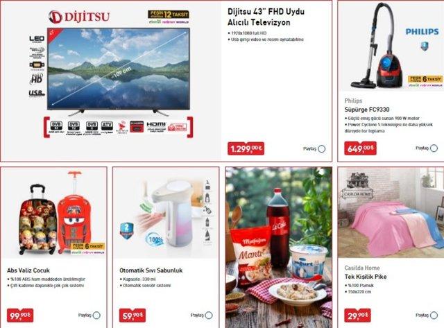 BİM 5 Haziran 2020 Aktüel ürünler kataloğu! BİM indirimli ürünler listesi