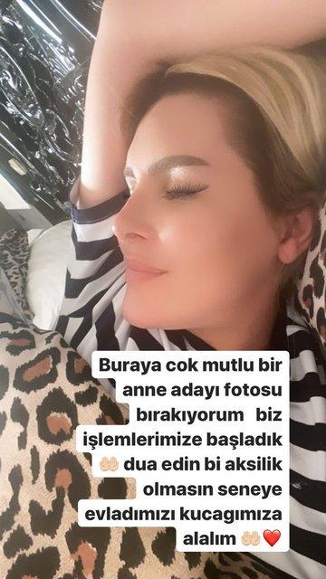 Selin Ciğerci: Mutlu bir anne adayı fotoğrafı - Magazin haberleri