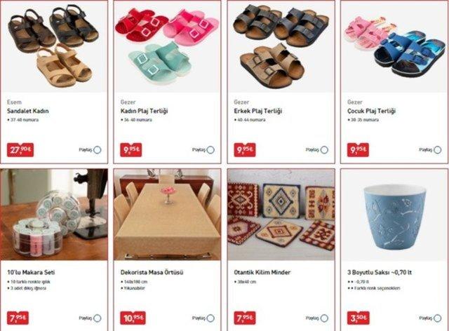 BİM 5 Haziran 2020 aktüel ürünleri satışa çıkıyor! BİM'de hangi ürünler indirimde? İşte tam liste