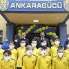 Tandoğan Tesisleri'nin açılışı yapıldı