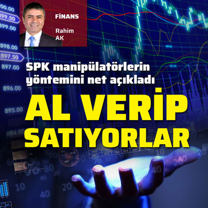 SPK net açıkladı: Kandırıyorlar