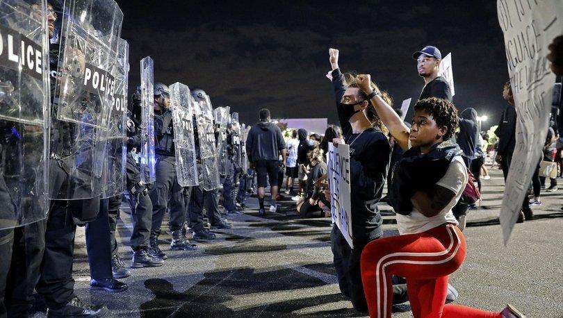ABD'de George Floyd için düzenlenen gösterilerde gözaltı sayısı 10 bini geçti - Haberler