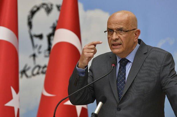 Enis Berberoğlu cezaevine gönderildi