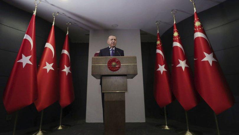 Son dakika haberi! Cumhurbaşkanı Erdoğan açıkladı! Sokağa çıkma kısıtlamaları iptal edildi! - Haberler