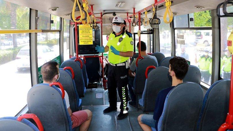 Son dakika haberler... Halk otobüsünde korona paniği! - Son Dakika Haberleri
