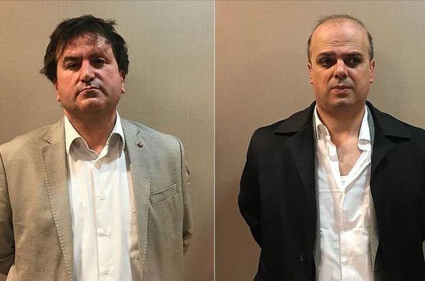 Kosova'dan getirilen 2 FETÖ'cüye hapis!