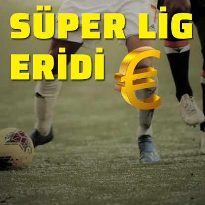 Süper Lig eridi