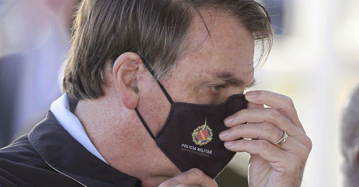 Brezilya Devlet Başkanı Bolsonaro açıkladı