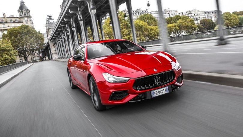 İlk hibrit Maserati için geri sayım - haberler