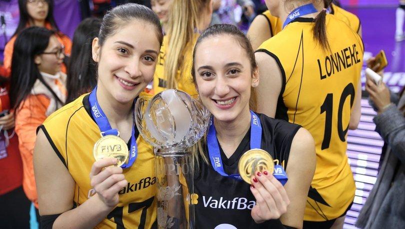 Tuğba Şenoğlu ve Ayça Aykaç