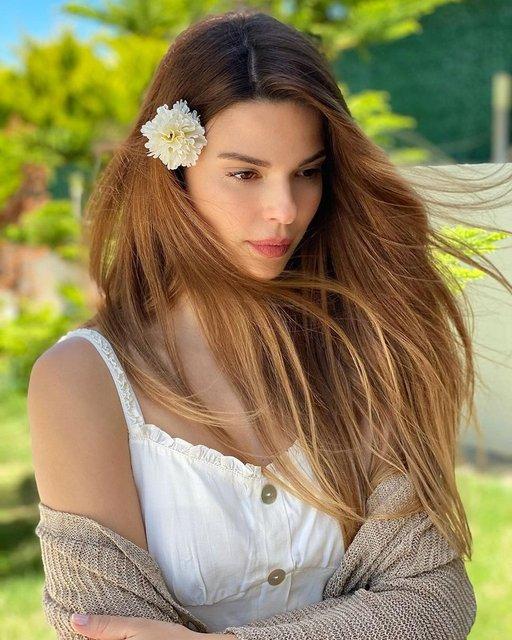 Larissa Gacemer: Ben asla çiçek koparmam - Magazin haberleri