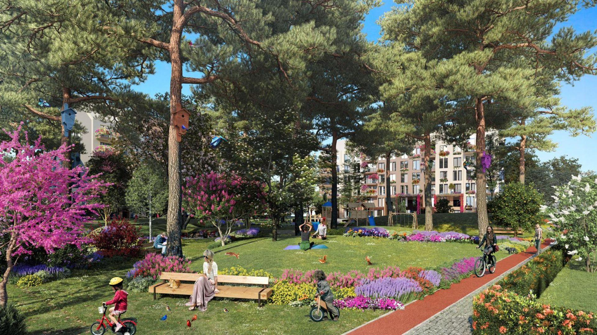 DAP Yapı 'Sağlıklı evler' konsepti Çekmeköy projesi Ormanköy ile başlıyor!