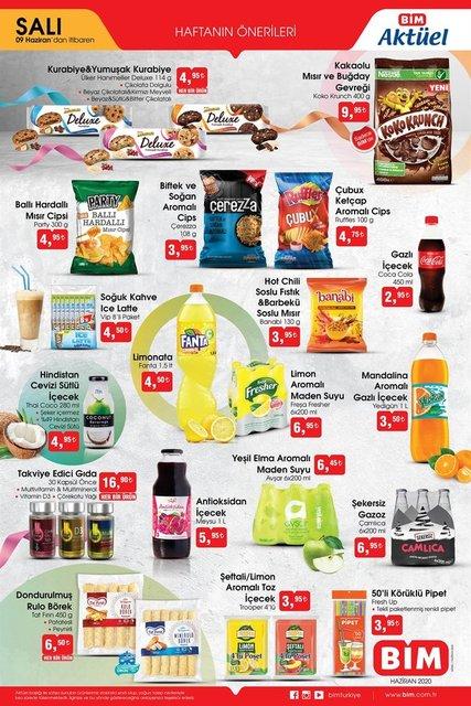 A101 BİM aktüel ürünler kataloğu! Haziran 2020 A101 BİM katalog ürünleri