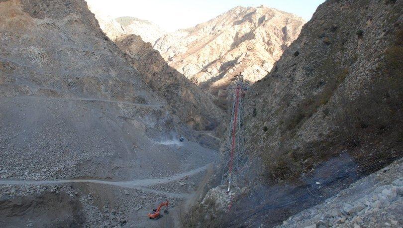 Uzundere Barajı