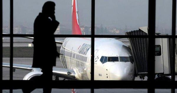 Hava yoluyla 5 ayda yaklaşık 33,7 milyon yolcu taşındı