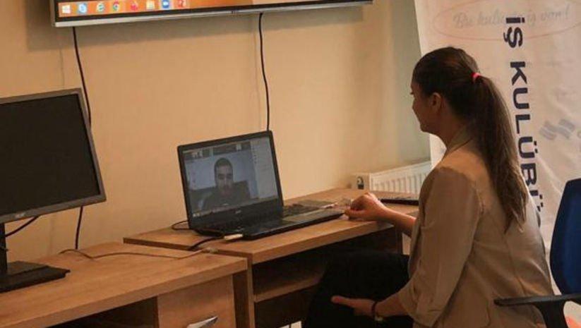İş arayan 2 bin 613 gence online eğitim