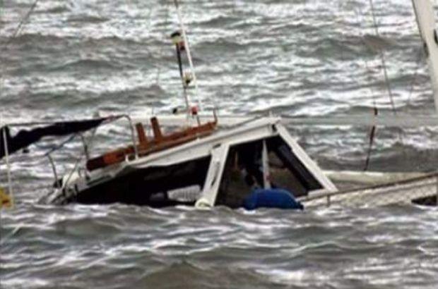 Tunus'ta göçmenleri taşıyan tekne battı!