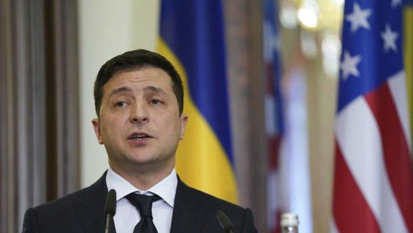Ukrayna'da karantinayı ihlal eden Cumhurbaşkanı Zelenski'ye para cezası - Haberler