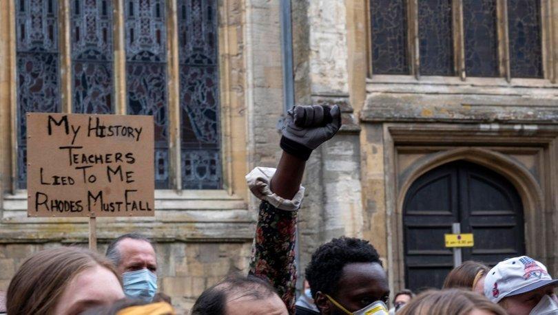 Birleşik Krallık'ta ırkçılık karşıtı gösteriler! - Haberler