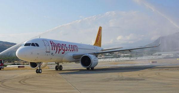 Pegasus Havayolları uçuşlarına Almanya ile başlıyor