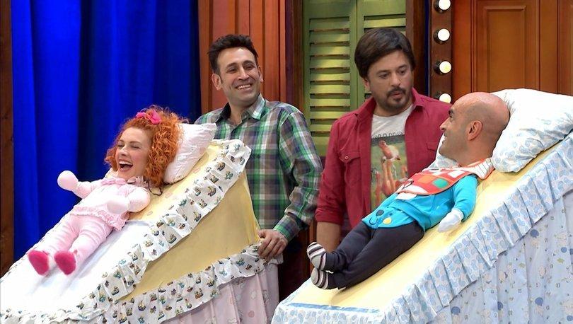 Güldür Güldür Show kahkaha dolu skeçleriyle Show TV'de!