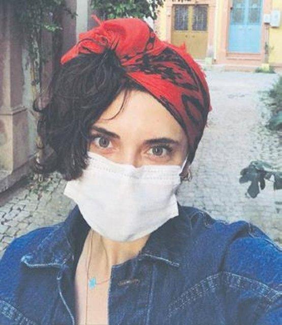 Aslıhan Gürbüz: Ege'nin sokakları bile başka - Magazin haberleri