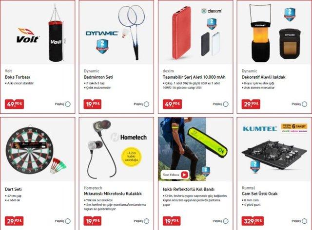 BİM 12 Haziran 2020 Aktüel ürünler kataloğu! BİM indirimli ürünler listesi için TIKLA