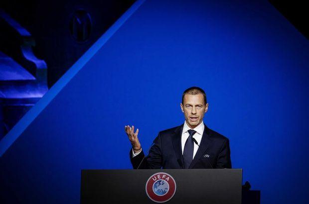 UEFA, 17-18 Haziran'da toplanıyor