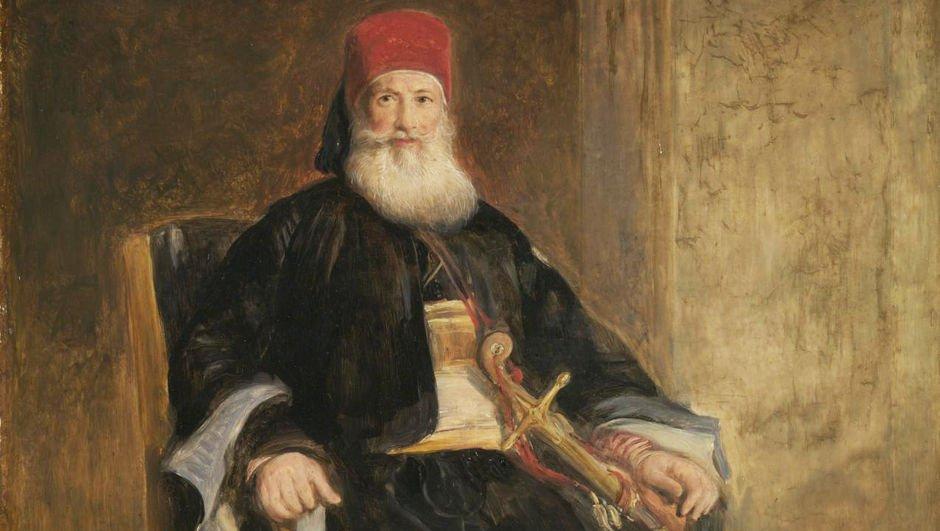 Kavalalı Mehmed Ali Paşa inceleniyor