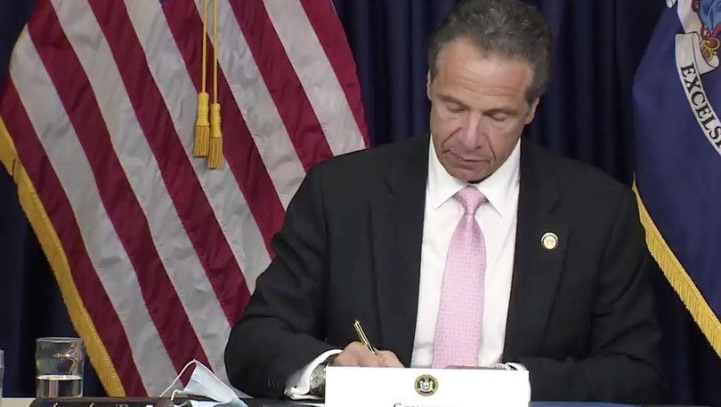 New York Valisi Cuomo, kapsamlı polis reformu yasasını imzaladı - Haberler
