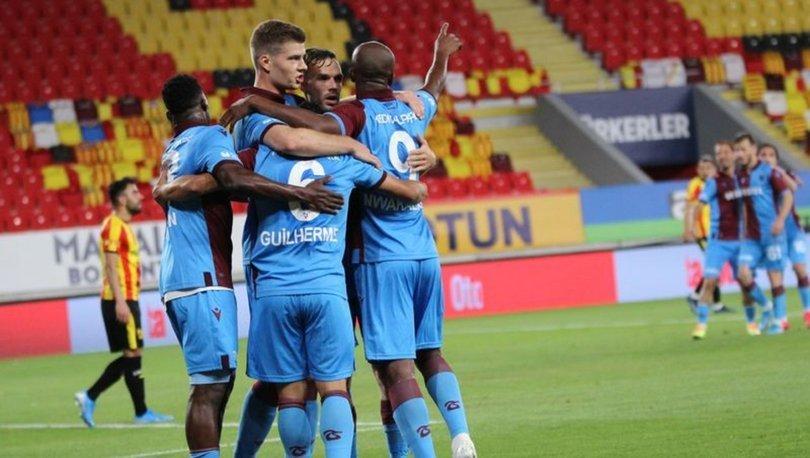 Göztepe - Trabzonspor maçı