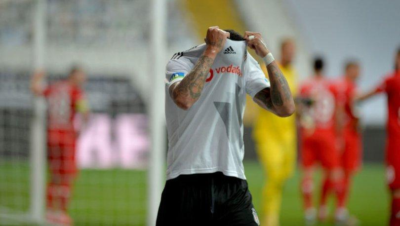 Beşiktaş: 1 - Antalyaspor: 2 | MAÇ SONUCU