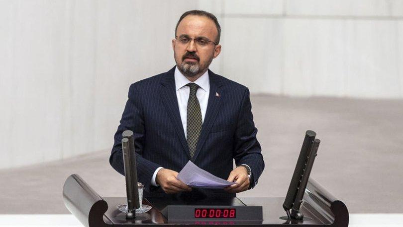 AK Partili Turan'dan CHPli Özel'e HDP tepkisi:
