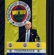 Fenerbahçe Kulübü Yüksek Divan Kurulu Başkanı Vefa Küçük, Türkiye Futbol Federasyonu Başkanı Nihat Özdemir