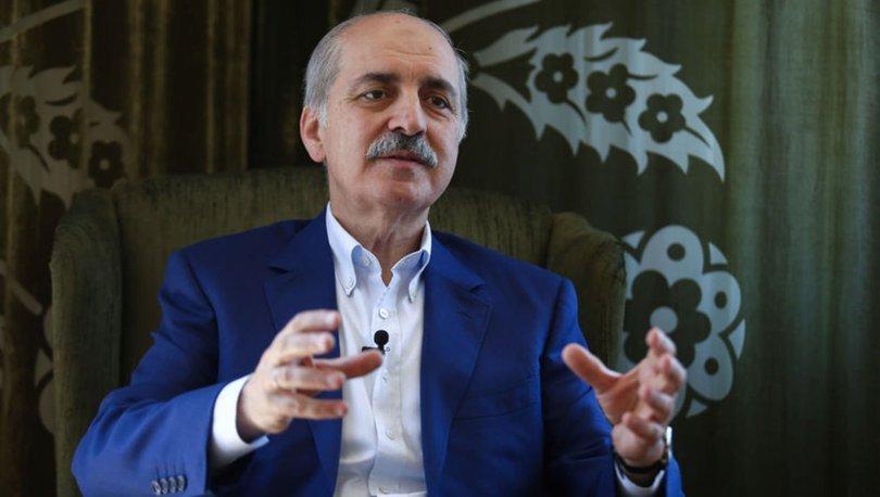 AK Parti Genel Başkanvekili Kurtulmuş: Bu Netanyahu'nun ABD'ye verdiği rüşvettir