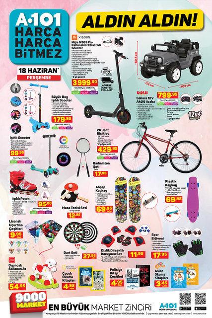 A101 BİM aktüel ürünler kataloğu 2020! 18 - 19 Haziran A101 BİM katalog ürünleri