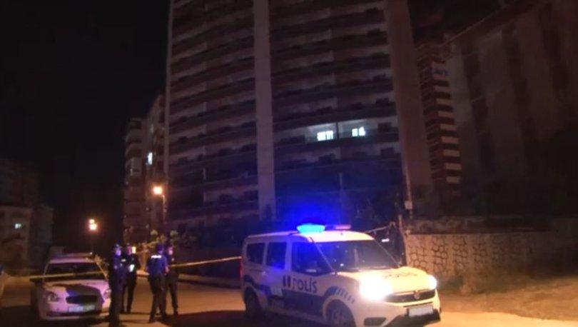 Ankara'da çökme riski olan 18 katlı bina boşaltıldı