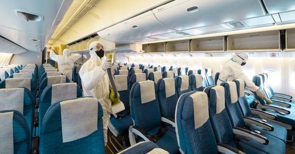 Korona sürecinde uçak yolculuğunda bunlara dikkat!