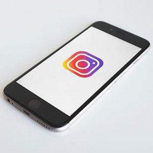 Dondurulmuş Instagram hesabı