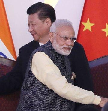Son dakika... Pekin yönetimi, Çin ile Hindistan arasındaki sınırda yaşanan ve en az 20 Hindistan askerinin ölmesiyle sonuçlanan çatışmanın ardından iki ülkenin sorunu barışçıl yollarla çözmek konusunda anlaşmaya vardığını açıkladı