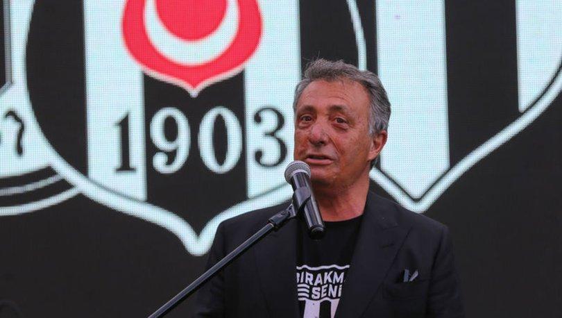 Beşiktaş Kulübü Başkanı Ahmet Nur Çebi'den borç açıklaması - haberler