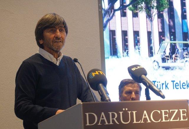 """Rıdvan Dilmen'den 2021 İstanbul yorumu: """"İstanbul'da olmasını isterdim"""""""