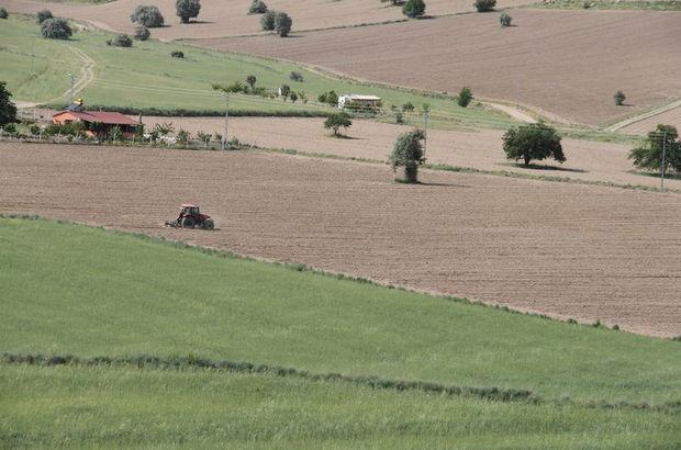 Atıl araziler tarıma kazandırıldı