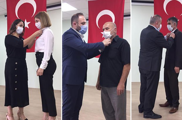 HDP'den istifa eden 3 belediye meclis üyesi AK Parti'ye geçti