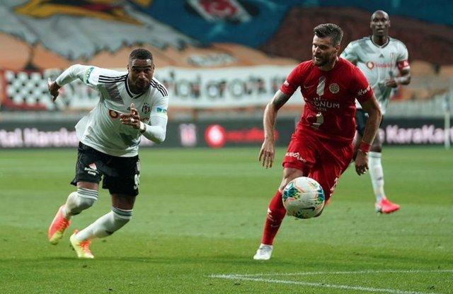 Denizlispor maçında Beşiktaş'ın muhtemel 11'i