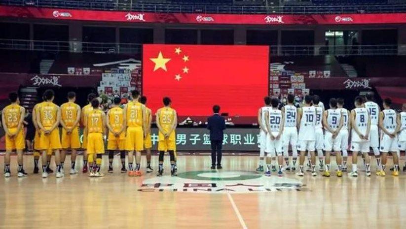 Çin'de basketbol maçları geri döndü