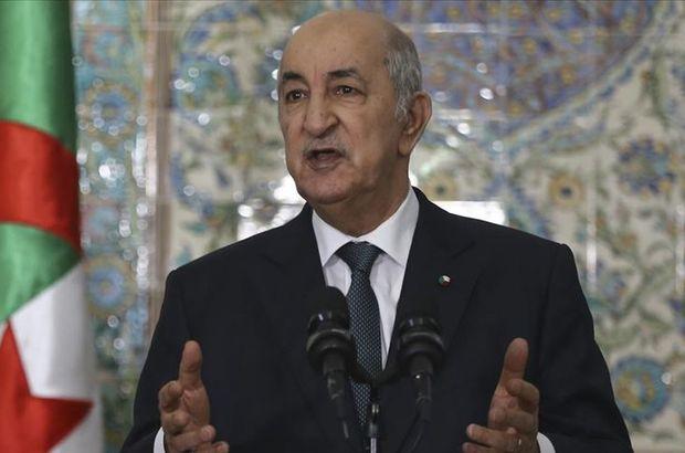 Serrac heyeti Cezayir'de